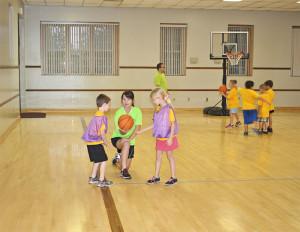 Hotshots Basketball Image