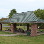 Jean Baptiste Point DuSable - Ed Bales Park Shelter 2