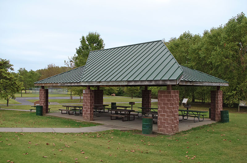 Dusable Park St Charles Parks And Recreation