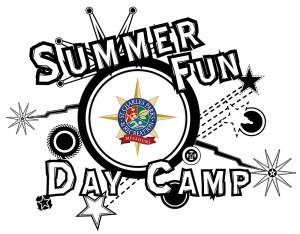 Summer Fun Day Camp Logo