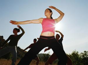 Fitness Tai Chi image