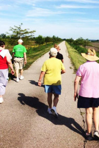 Fitness Walking Club image