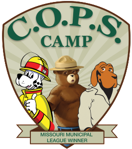cops camp logo