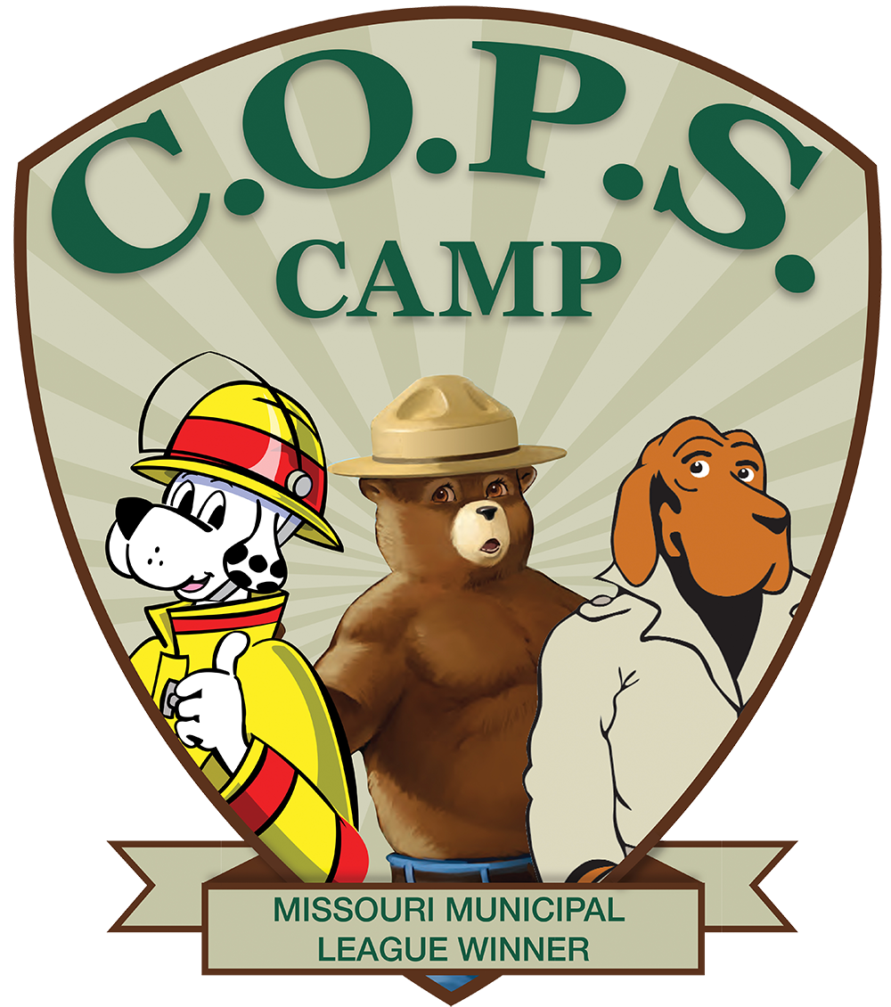 cops camp logo