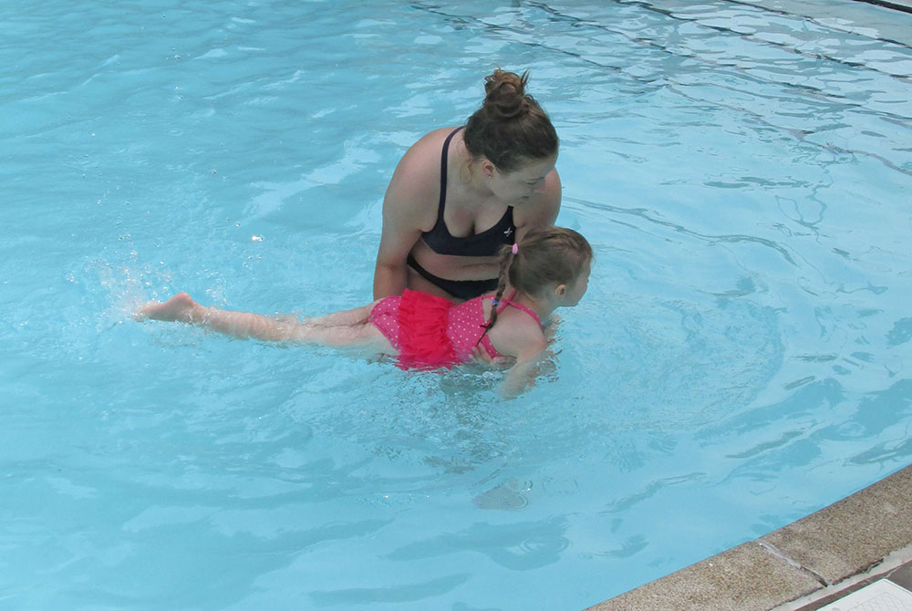 Aquatics Swim Lessons Image 2