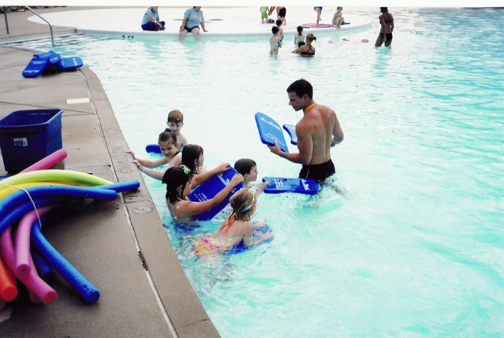Aquatics Swim Lessons image 1