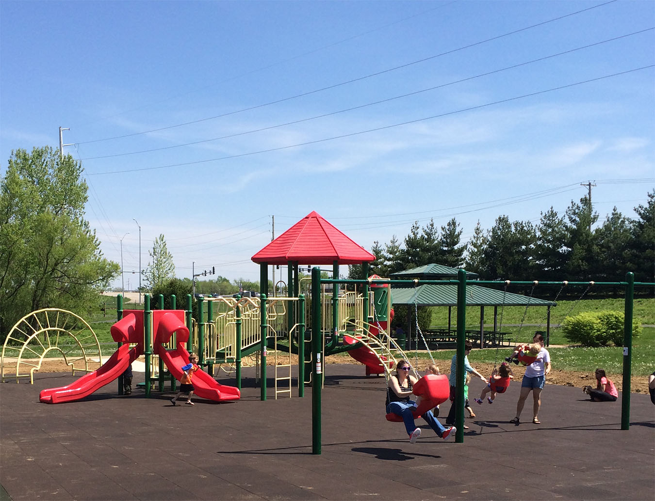 Schaefer Park | St. Charles Parks and Recreation